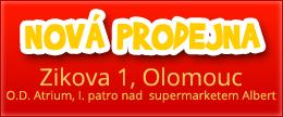 Nová prodejna, Olomouc